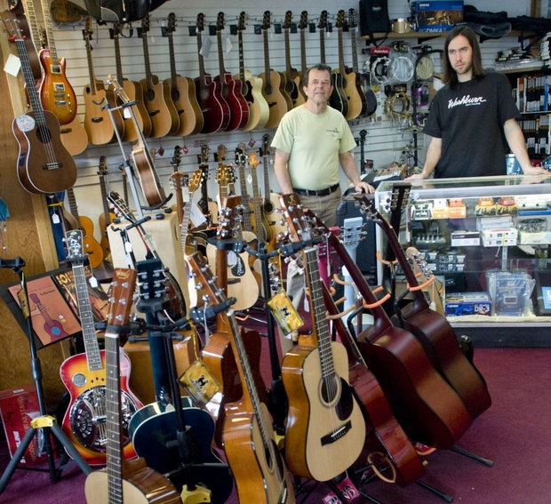 rent musical instruments